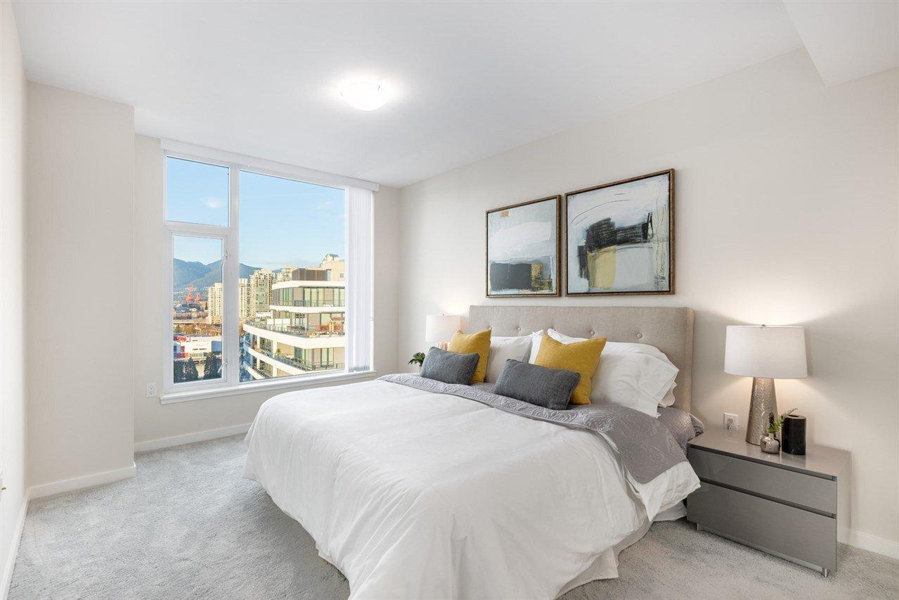 PinnacleFalseCreek_Suite1506_Bedroom