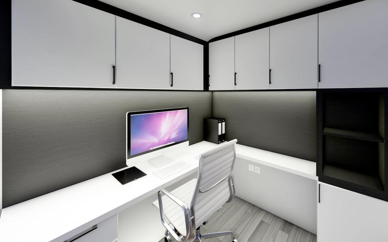 UrbanCapsule_Desk
