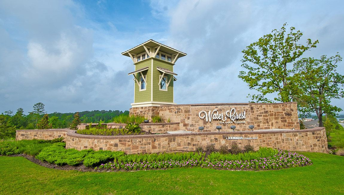 Water Crest on Lake Conroe-Emerald_Gate