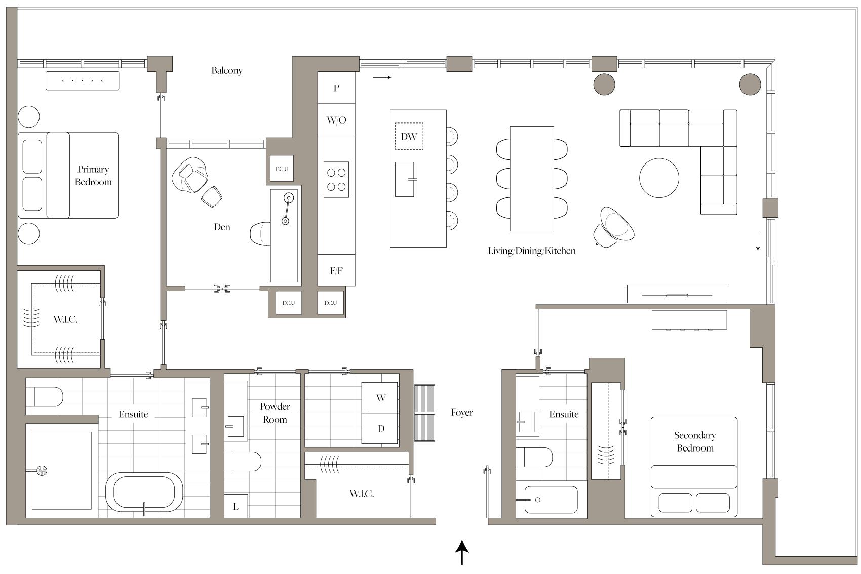 Suite 2D-N